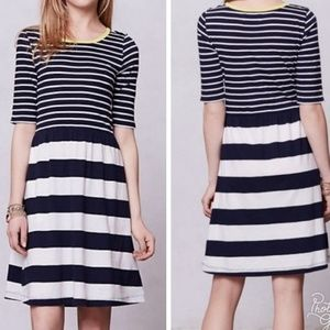 Saturday Sunday striped dress size small